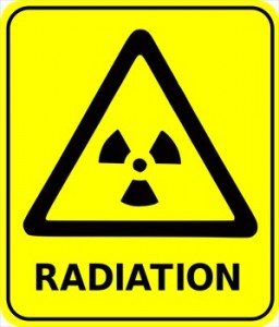 Radiation?  Probably not from your router...