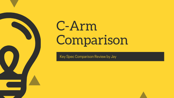 C-Arm Comparison: ZIEHM VISION RFD vs Oscar 15 FD